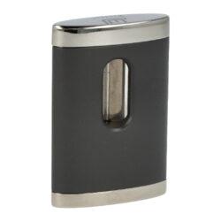 Doutníkový ořezávač Winjet černý, V-cut, 21mm(311001)