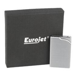Tryskový zapalovač Eurojet C Flat Chrom(253285)