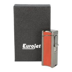 Doutníkový zapalovač Eurojet Namsos, červený(221013)