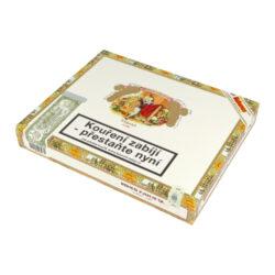 Doutníky Romeo y Julieta Churchills Tubos A/T, 10ks-Kubánské doutníky Romeo y Julieta Churchills Tubos A/T. Oblíbené doutníky ve formátu Churchill s velmi příjemnou nasládlou chutí. Typické pro tyto doutníky jsou ovocné chutě kombinované s tóny ořechů, dřeva a příjemné vůně čerstvě pražené kávy. Doba hoření je cca 60-90 minut. Doutníky Romeo y Julieta Churchills Tubos jsou balené po 10 ks v hliníkovém tubusu a originální dřevěné krabici. Prodávají se pouze po celém balení.  Délka: 178 mm Průměr: 20,6 mm Velikost prstýnku: 48 Tvar/velikost doutníku: Churchill Typ doutníku dle skladování: doutník vlhký  Původ doutníku: Kuba Krycí list: Kuba Natural Vázací list: Kuba Natural (Vuelta Abajo) Náplň: Kuba Natural (Vuelta Abajo) Síla tabáku: medium