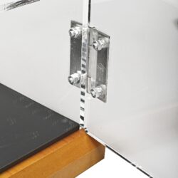 Humidor na doutníky Angelo Gastro, 25x25x60cm, plexi(920042)