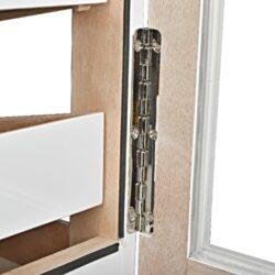Humidor na doutníky Egoist White 32x48x28cm(JK00194)