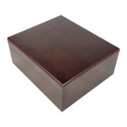 Humidor na doutníky SET 25, třešeň, 26x22,5x10,5cm(13051)