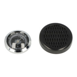 Humidor na doutníky SET 25, black, 24x18x9cm(29001)