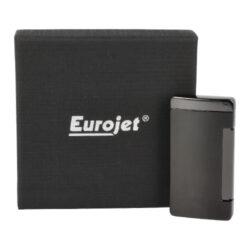 Tryskový zapalovač Eurojet Holm, black(253287)
