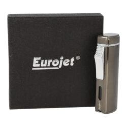 Doutníkový zapalovač Eurojet Namdal 3-Jet, anhtracite(256013)