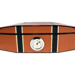 Humidor na doutníky Lamborghini Misano oranžový(91804)
