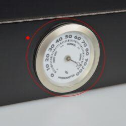 SLEVA Humidor na doutníky Černý SZ(09477)