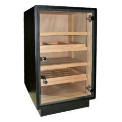 Humidor na doutníky Cabinet Black 150D, skříňový(920530)
