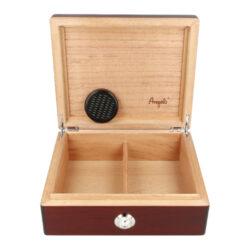 Humidor na doutníky Červenohnědý(920040)