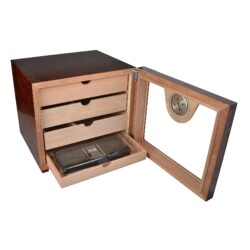 Humidor na doutníky Cabinett hnědý 60D, stolní(920660)