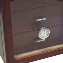 Humidor na doutníky Cabinett hnědý 70D, stolní(920680)
