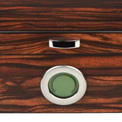 Humidor na doutníky Angelo 50D, stolní, světlý(920640)