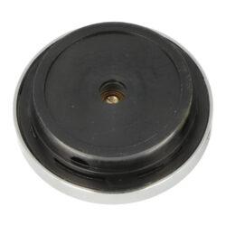 Vlhkoměr Angelo, 46mm, chrom(921330)