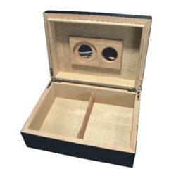Doutníkový Humidor Set černý 25D, stolní(569105)