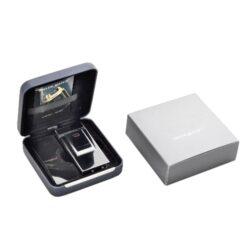 USB Zapalovač Silver Match Arc, el. oblouk, USB(674175)