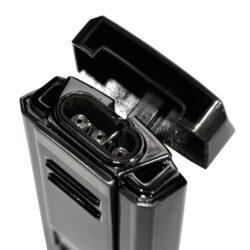 Doutníkový zapalovač Winjet Romano, karbon(224000)