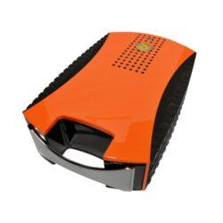 Humidor na doutníky Car Edition 40D, stolní-Stolní humidor na doutníky s kapacitou cca 40 doutníků. Dodáván s vlhkoměrem a polymerovým zvlhčovačem. Vnitřek humidoru je vyložený cedrovým dřevem. Rozměr: 36x21x9,5 cm.