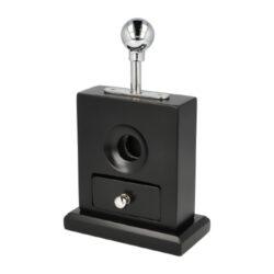 Doutníkový ořezávač Angelo, stolní-Stolní ořezávač na doutníky Angelo. Rozměr: 19x12x6cm.