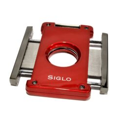 Doutníkový ořezávač Siglo, červený(11069D)