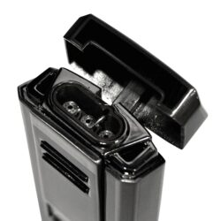Doutníkový zapalovač Winjet Romano, černý(224010)