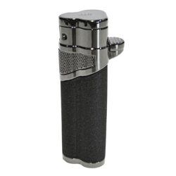 Doutníkový zapalovač Winjet Special Jet, černý-Žhavící doutníkový zapalovač. Zapalovač na doutníky má integrovaný vyštípávač. Žhavící zapalovač je plnitelný. Doutníkový zapalovač je dodáván v dárkové krabičce. Výška 8cm.