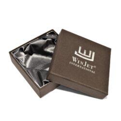 Doutníkový zapalovač Winjet Fortuna, stříbrný(221570)