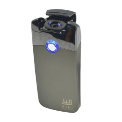 USB Zapalovač Winjet Arc, el. oblouk, šedý-USB zapalovač s elektrickým zapalováním. USB zapalovač využívá k zapálení elektrický oblouk, namísto tradičního plynu. V zapalovači je integrovaný MicroUSB port, kterým se USB zapalovač dobíjí. V balení je přiložen nabíjecí MicroUSB-USB kabel. Doba nabíjení USB zapalovače cca 60 minut. Výška zapalovače 7cm.