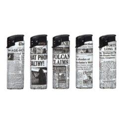 Zapalovač Angel Piezo Newspaper(204219)