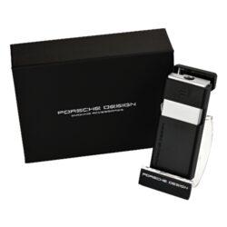 Tryskový zapalovač Porsche Design P3642, černý(683870)