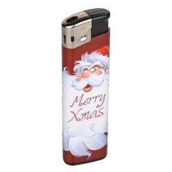 Zapalovač Prof Piezo Santa & Kitty(804164)