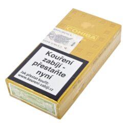 Doutníky Cohiba Mini Limited Edition 2018, 10ks-Kubánské doutníky Cohiba Mini Limited Edition 2018. Doutníky jsou balené po 10 ks v kartonové krabičce. Délka: 88mm, průměr: 8mm. Odběr po celém balení.