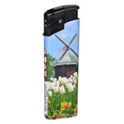 Zapalovač Angel Piezo Windmills(204215)