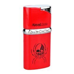 Zapalovač Eurojet Spider-Plynový zapalovač. Výška 6cm. Zapalovač je plnitelný. Zapalovač je dodáván v dárkové krabičce.