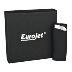 Zapalovač Eurojet Wave, černý(250013)