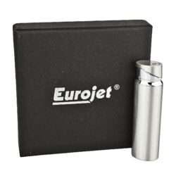 Tryskový zapalovač Eurojet Lift, stříbrný(250033)