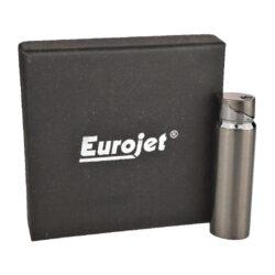 Tryskový zapalovač Eurojet Lift, šedý(250034)