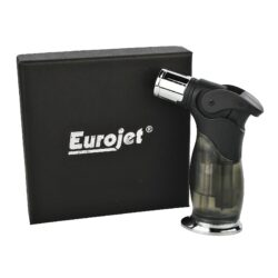 Doutníkový zapalovač Eurojet Gourment, černý(259070)