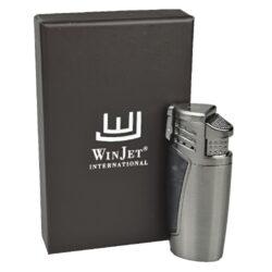Doutníkový zapalovač Winjet Locarno šedý(221616)