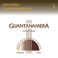 Velmi známé kubánské doutníky Guantanamera jsou strojově balené z kvalitních kubánských tabákových listů. Doutníky Guantanamera v různých velikostech jsou oblíbené pro jejich příjemnou lehčí vůni, jemnou chuť a i přijatelnou cenu.