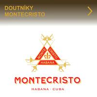 Kvalitní kubánské doutníky Montecristo. Jedny z nejprodávanějších ručně balených kubánských doutníků - to jsou doutníky Montecristo. Vynikají výbornou kvalitou a velmi příjemnou střední až silnou chutí.