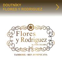 Kvalitní doutníky Flores y Rodriguez z dominikánské republiky. Kvalita s jedinečnou chutí, vůní a bohatým kouřem - to jsou výtečné doutníky Flores y Rodriguez od předního výrobce dominikánských doutníků PDF Cigars Factory.